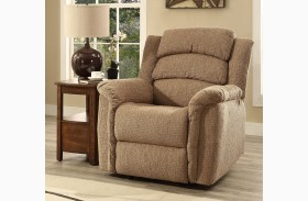 Ross Taupe Recliner