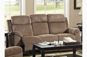 Samantha Brown Dual Reclining Sofa