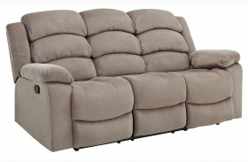 Miranda Brown Dual Reclining Sofa