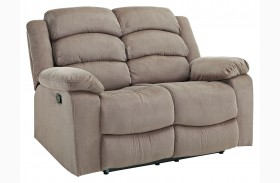 Miranda Brown Dual Reclining Loveseat