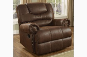 Laredo Cordova Mocha Power Recliner