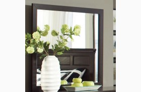 Camellia Brown Mirror