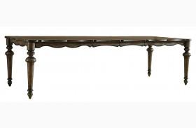 Accentrics Lucia Leg Extendable Dining Table