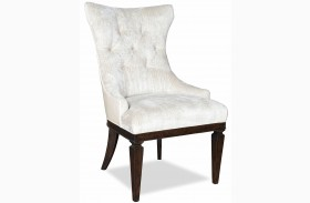 Classic Tufted Host Chair Set of 2
