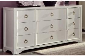 Furiani White Dresser