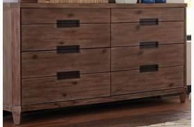 Madeleine Smoky Acacia Dresser