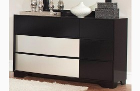 Havering Black and Sterling Dresser
