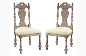 Accentrics Home Kyra Side Chair Set of 2