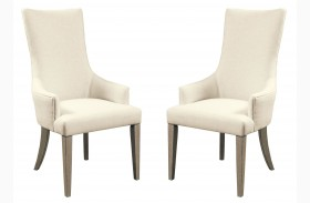 Accentrics Home Zona Arm Chair Set of 2