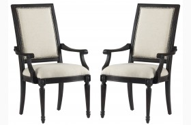 Accentrics St. Raphael Arm Chair Set of 2