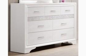 Miranda White Dresser