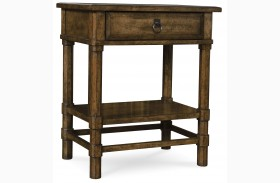 Echo Park Huston's Arroyo Leg Nightstand