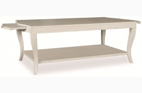 Chateaux Grey Rectangular Cocktail Table