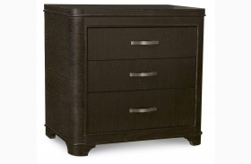 Greenpoint 3 Drawer Nightstand