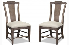 St. Germain Side Chair Set of 2