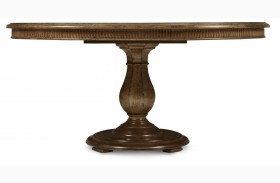 Collection One Keaton Round Dining Table