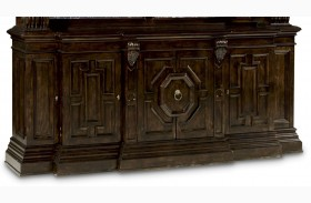 Collection One Grand Tortoise Credenza Base