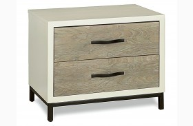 Spencer Bedroom 2 Drawer Nightstand
