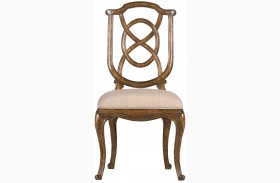 Arrondissement Sunlight Anigre Tuileries Side Chair
