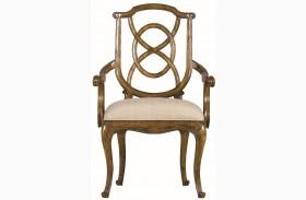 Arrondissement Sunlight Anigre Tuileries Arm Chair