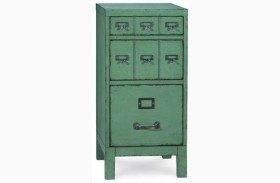 Epicenters Williamsburg Accent File Cabinet