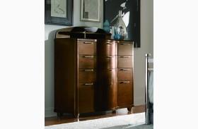 Zelda Tall Dresser with Hutch