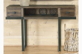 Paxton Wire Brushed Bronze Sofa Table