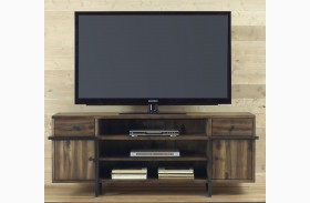 Paxton Wire Brushed Bronze TV Console