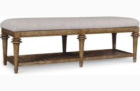 Pavilion Bed Bench