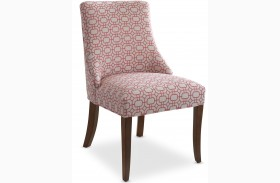 Freja Pink Side Chair Set of 2