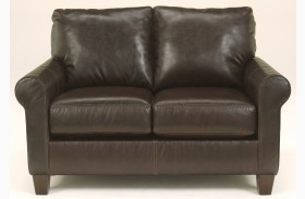 Nastas DuraBlend Bark Loveseat