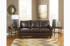 Nastas DuraBlend Bark Full Sofa Sleeper