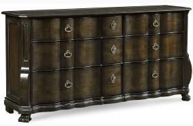 Continental Vintage Melange Dresser