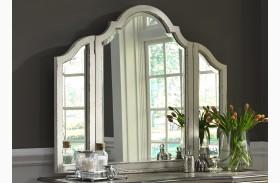 Magnolia Manor Antique Vanity Mirror