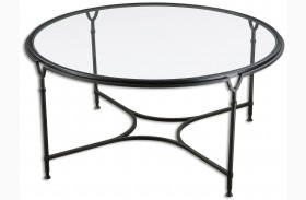 Samson Glass Coffee Table