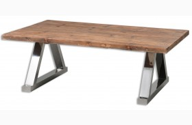 Hesperos Wooden Coffee Table