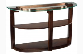 Coronado Dark Chocolate Sofa Table