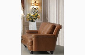 Hutton Saddle Loveseat