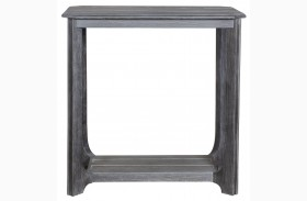Garroway Wood End Table