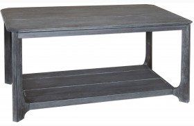 Garroway Wood Coffee Table