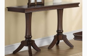 Marston Dark Cherry Sofa Table