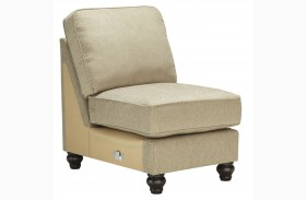 Kerridon Putty Armless Chair