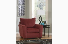 Brogain Burgundy Chair