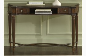 Regent Park Satin Cherry Sofa Table