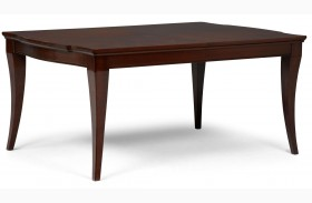 Laurel Heights Extendable Rectangular Leg Table