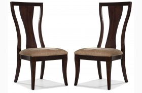 Laurel Heights Splat Back Side Chair Set of 2