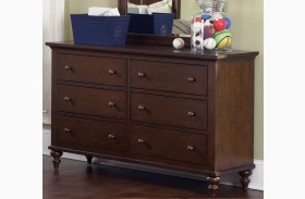 Abbott Ridge 6 Drawer Dresser