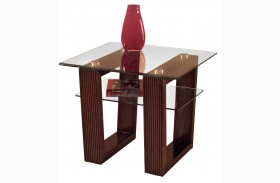 Cordoba Rectangular End Table