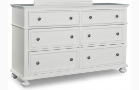 Madison Natural White Dresser
