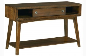 Roxbury Brown Console Table